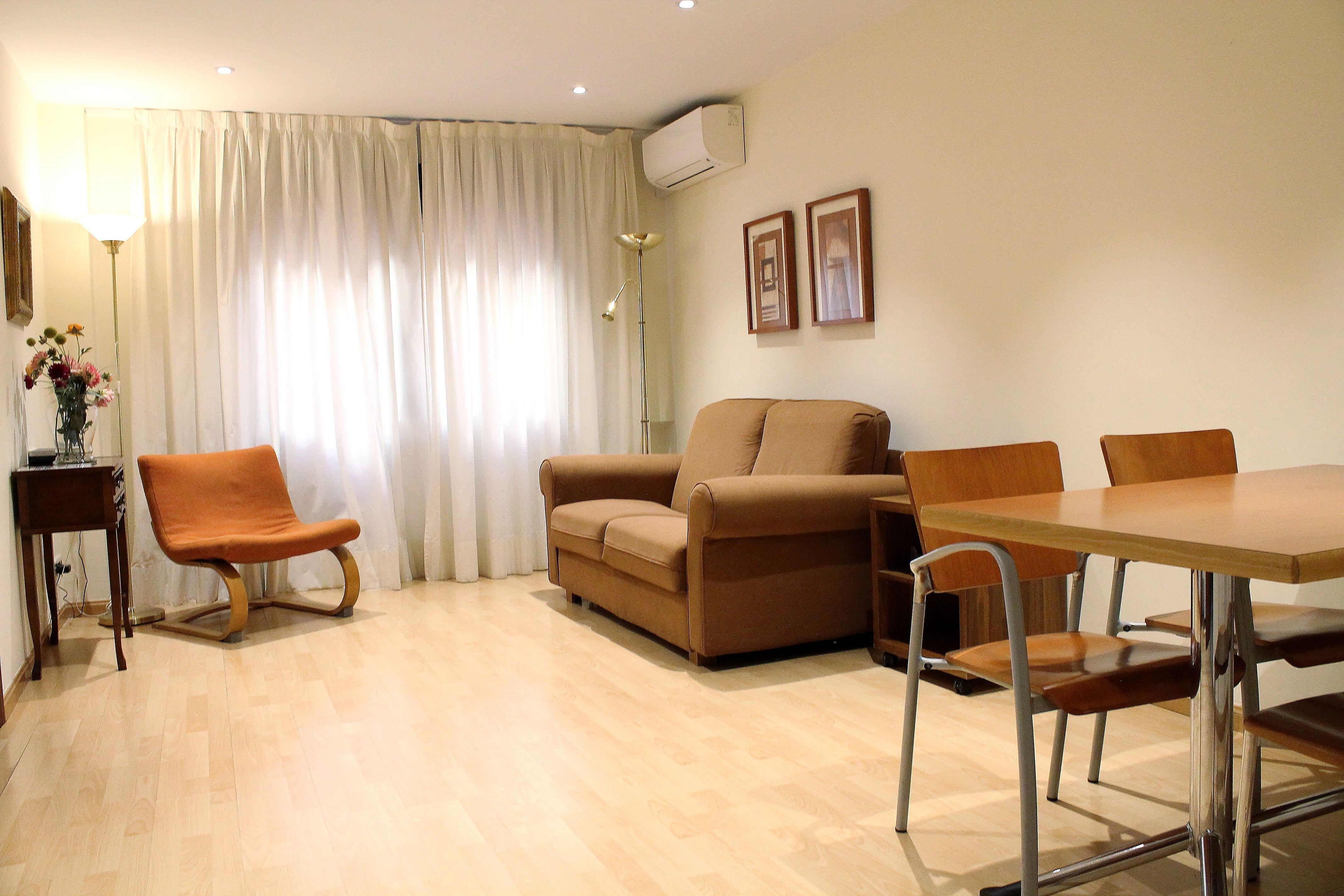 Apartamentos discretos en Madrid centro