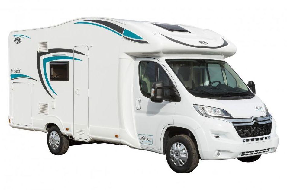 Mister 550 - Caravanas Costa Verde