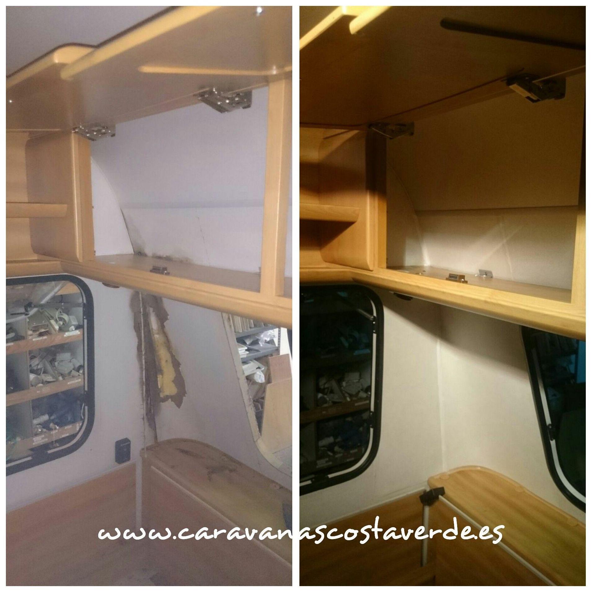 Taller Caravanas en Asturias