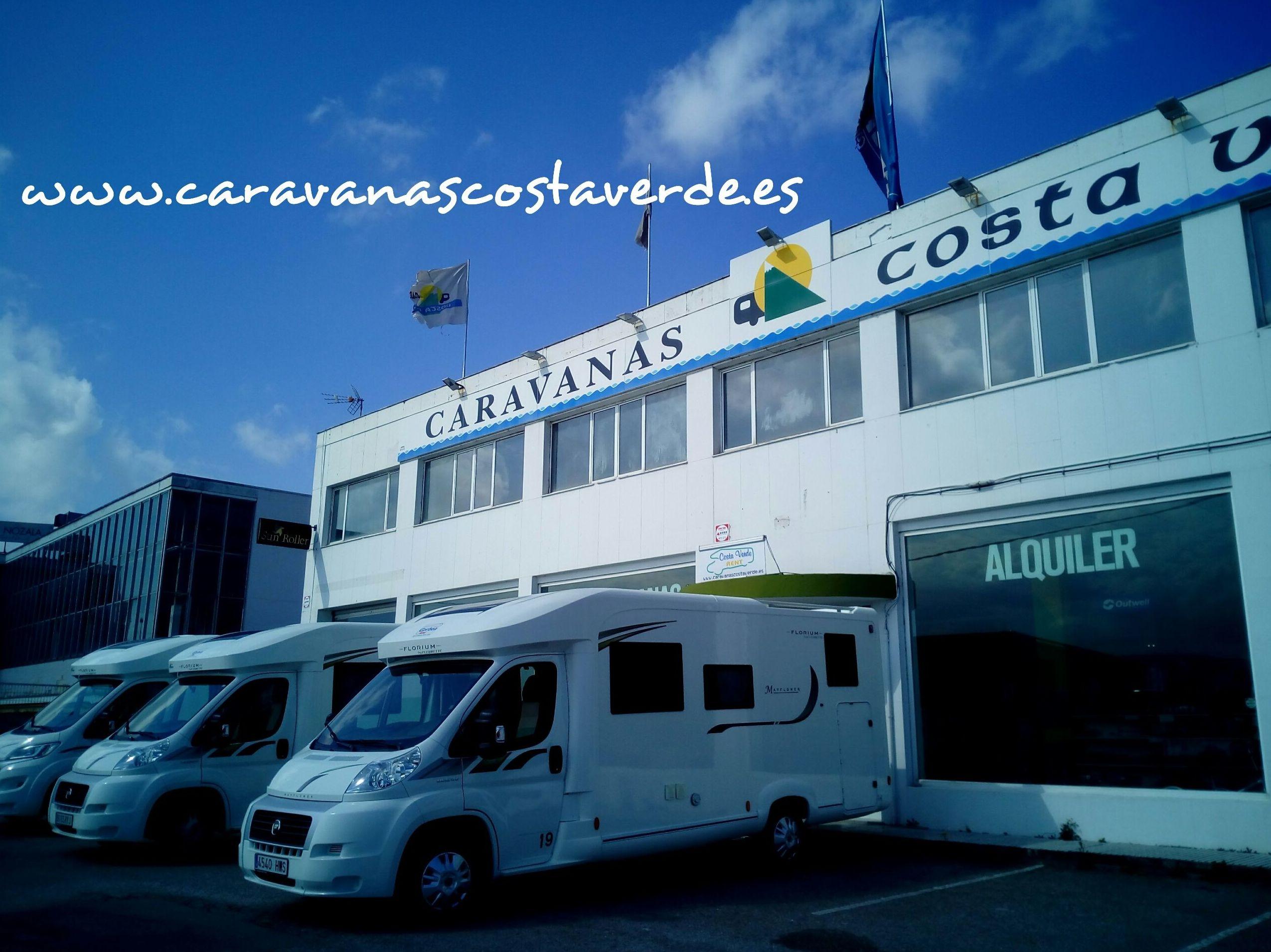 Alquiler Autocaravanas En Asturias