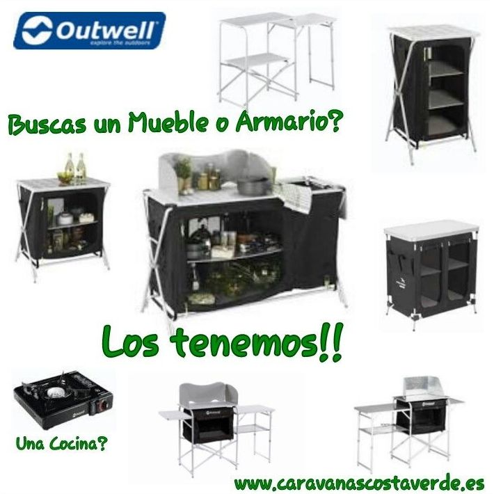 Muebles de Camping Outwell