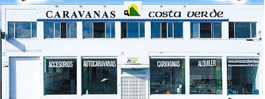Nuevas Instalaciones Caravanas Costa Verde Gijón. Asturias
