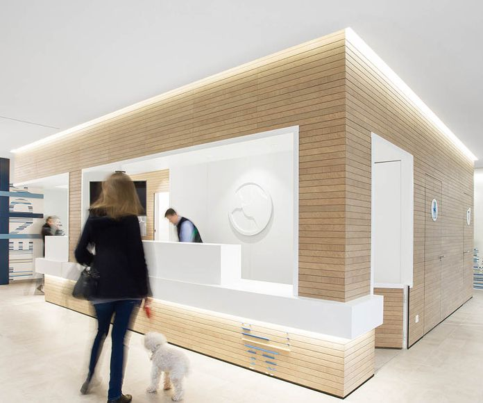 4 salas de consulta