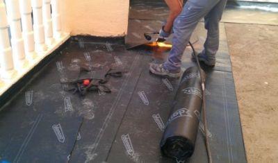 Impermeabilización de cubiertas: Servicios de Jaco Construcciones