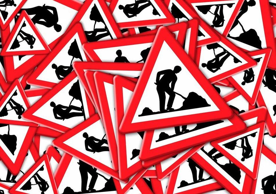 Señalización de obra: Catálogo de Cerrajería Bizkaia