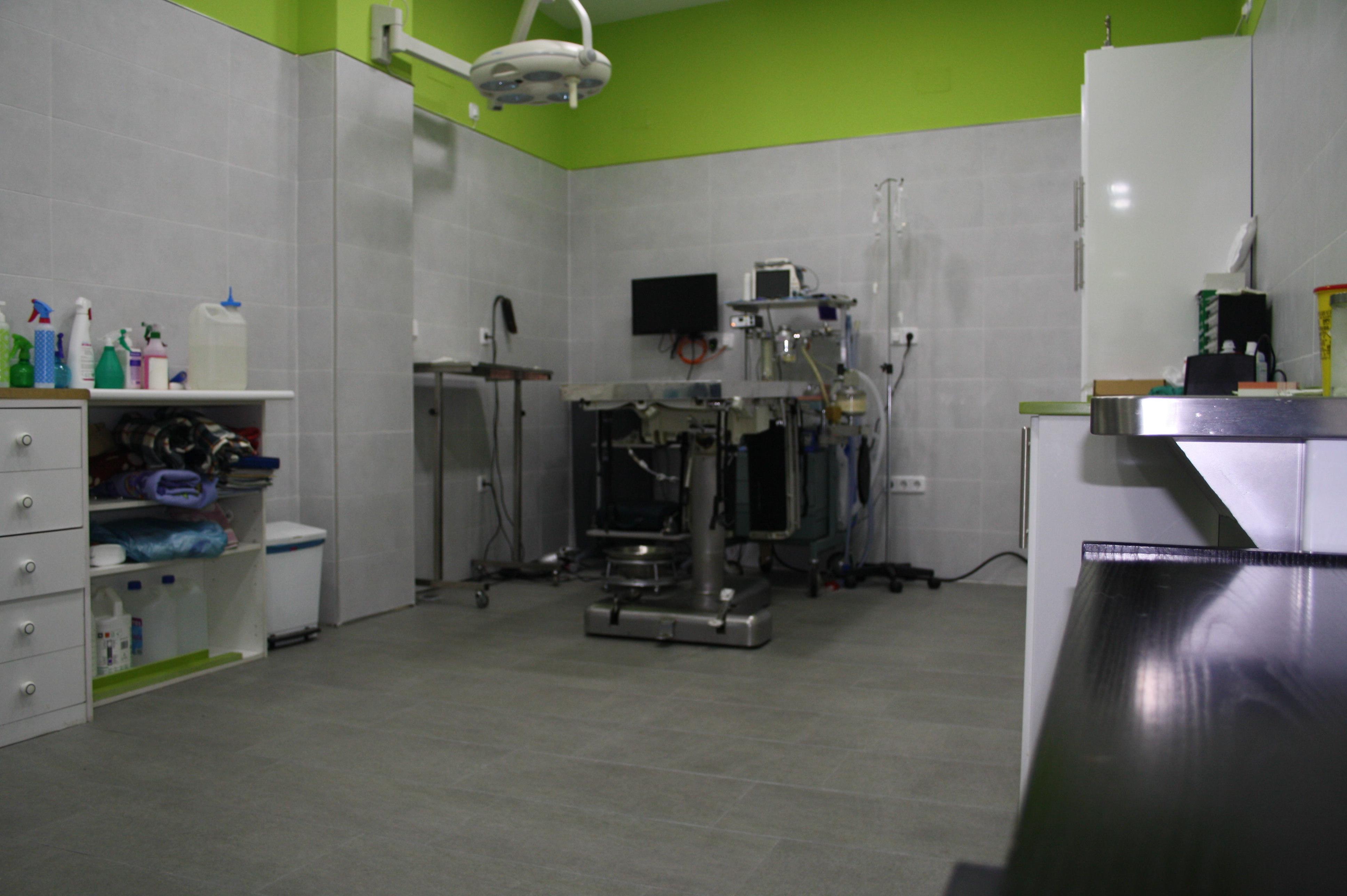 Centro quirúrgico de referencia