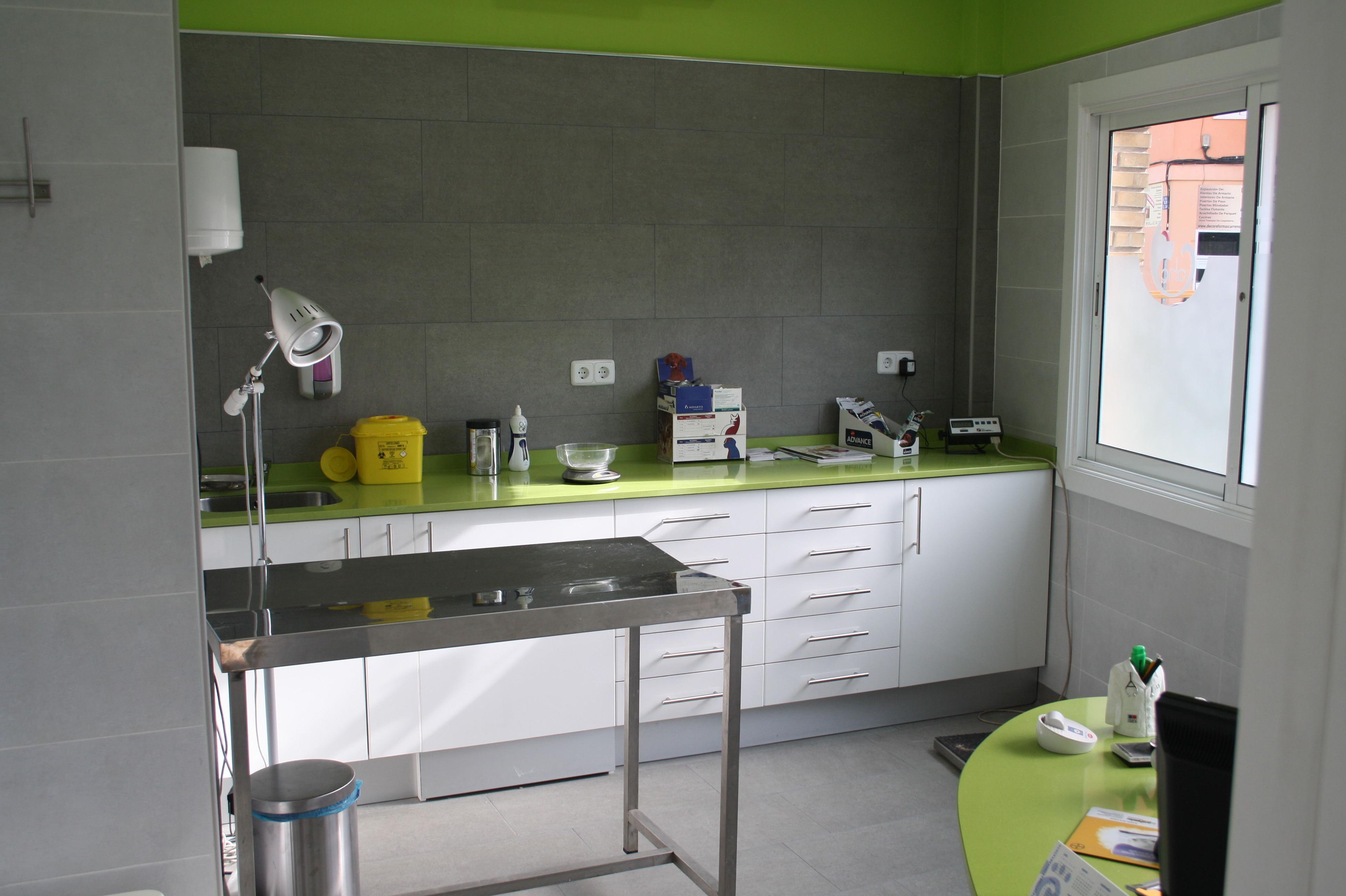 Centro Veterinario Reyes Magos en Alcalá de Henares