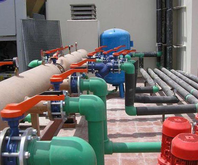Mantenimiento de aire acondicionado industrial en Madrid