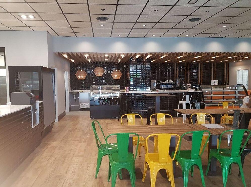 Diseño interior restaurante