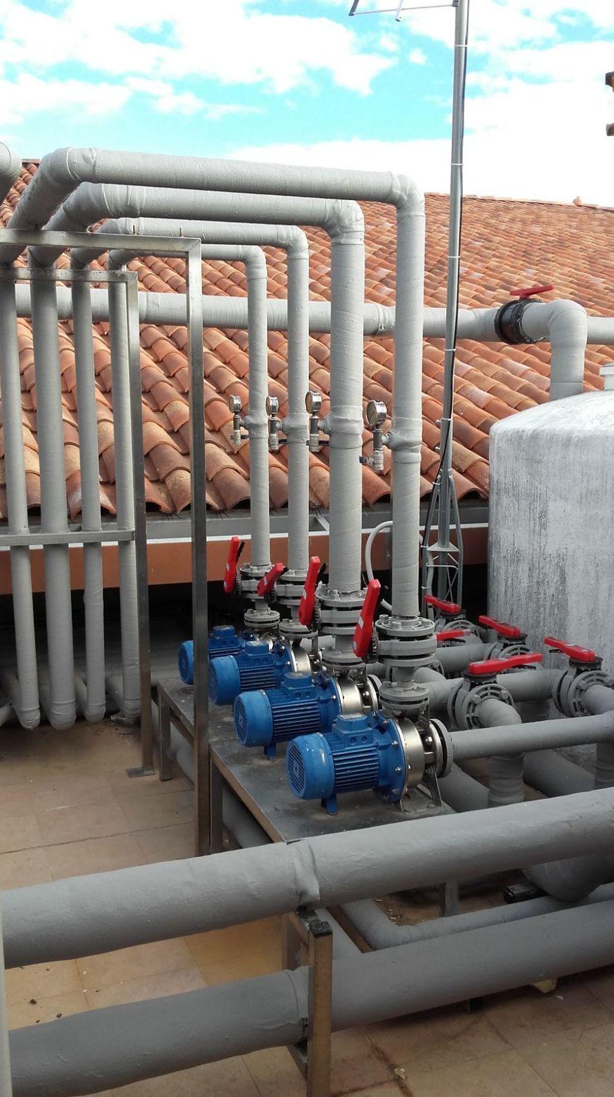 Foto 21 de Climatización industrial en Boadilla del Monte | Estein Instalaciones, S. L.