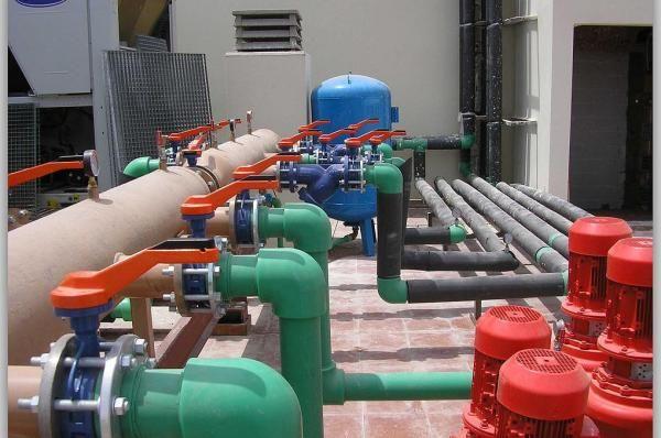 Climatización industrial: Servicios de Estein Instalaciones, S. L.