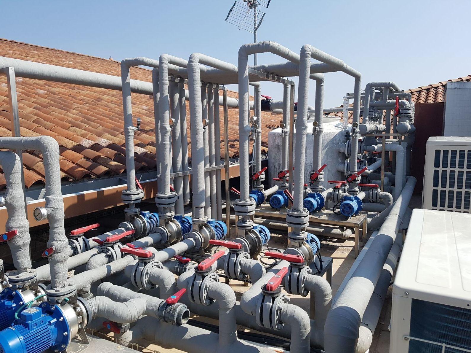 Foto 18 de Climatización industrial en Boadilla del Monte | Estein Instalaciones, S. L.
