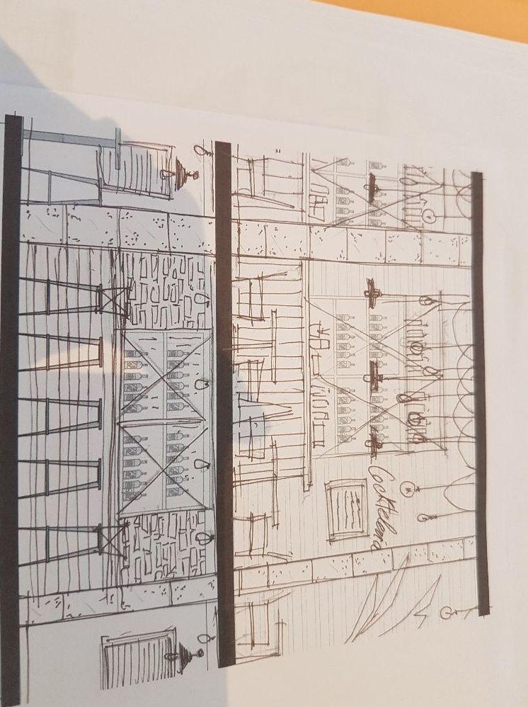 Proyecto interiorismo-ejecución de obra-gastrobar