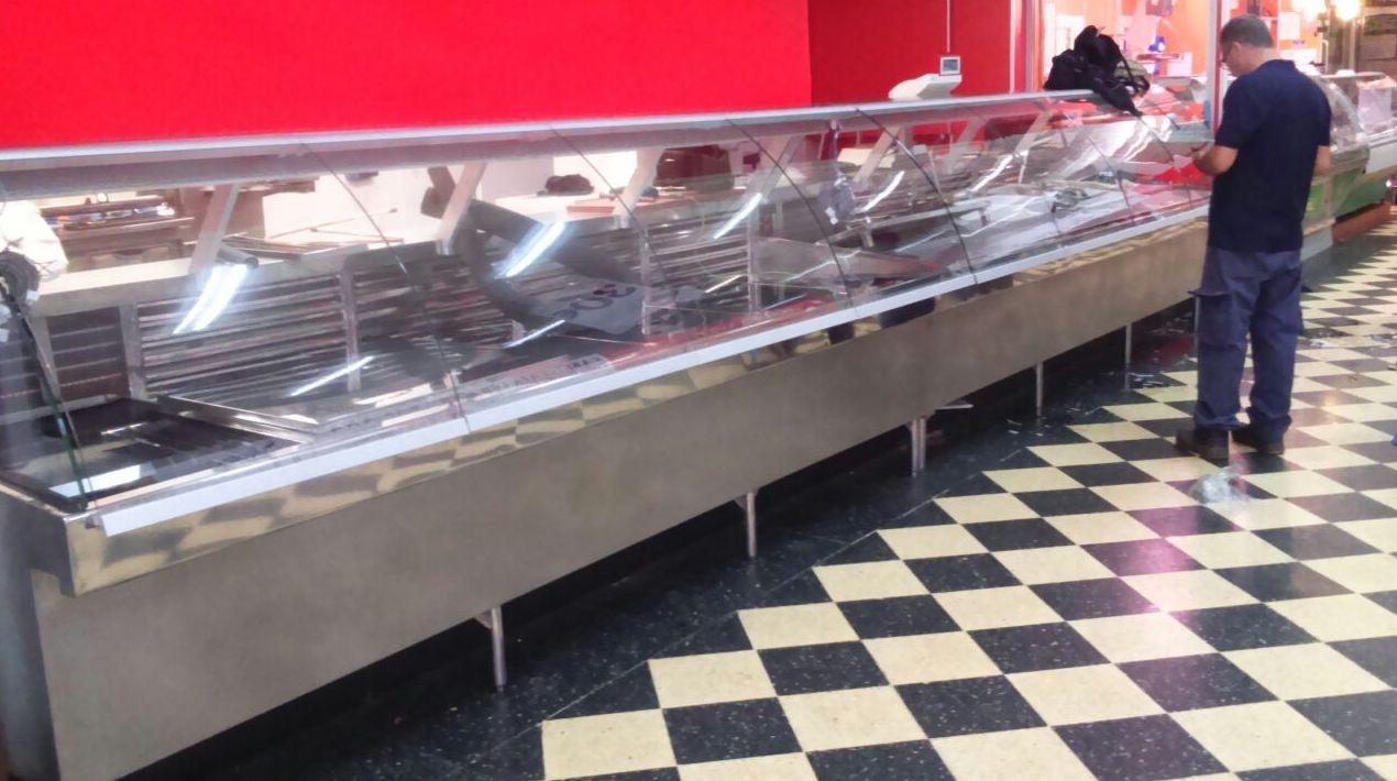Maquinaría frigorífica en Las Palmas