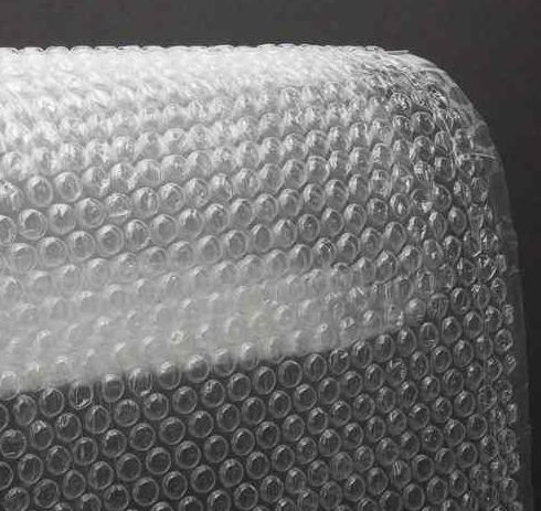 El plástico de burbujas que no explota