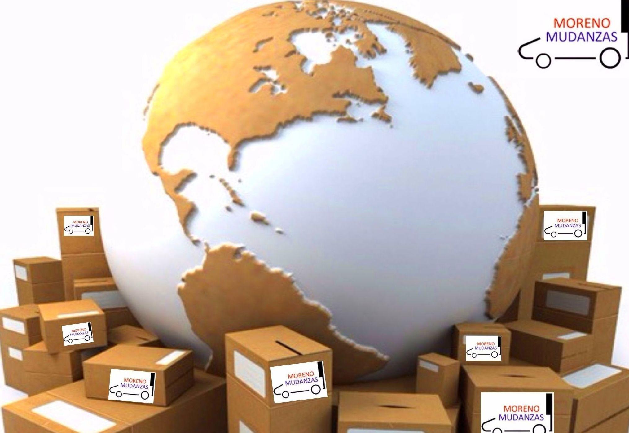 Proteja su mudanza internacional con un buen seguro