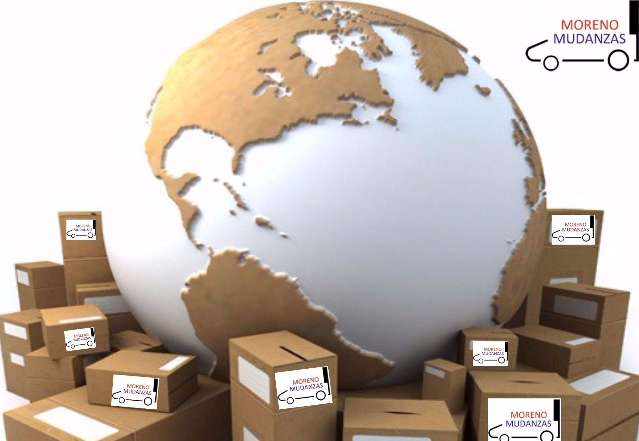 Nuestros servicios : Nuestros servicios de Mudanzas Moreno