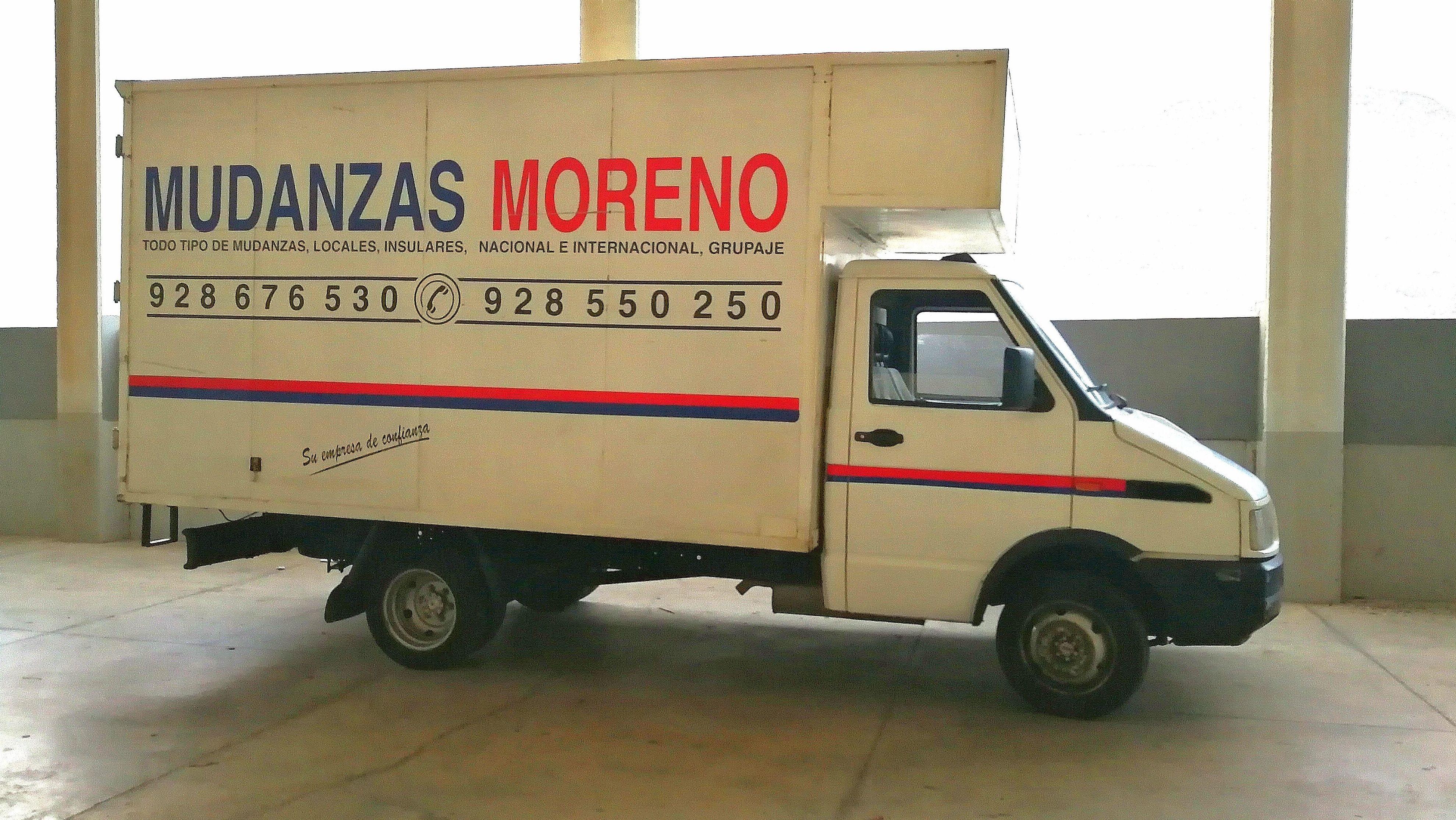 Foto 20 de Mudanzas en Gáldar | Mudanzas Moreno