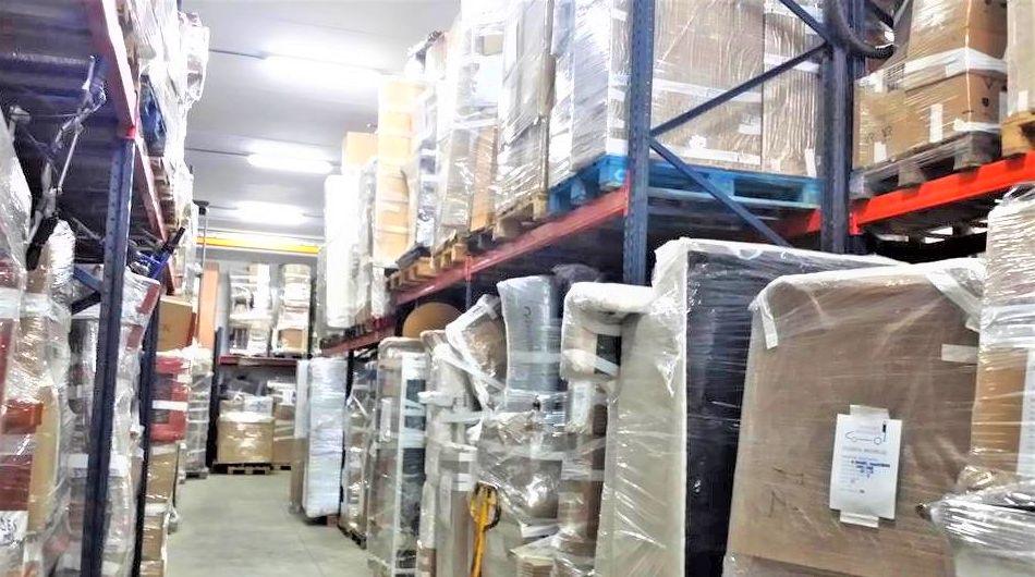 Guardamuebles: Nuestros servicios de Mudanzas Moreno