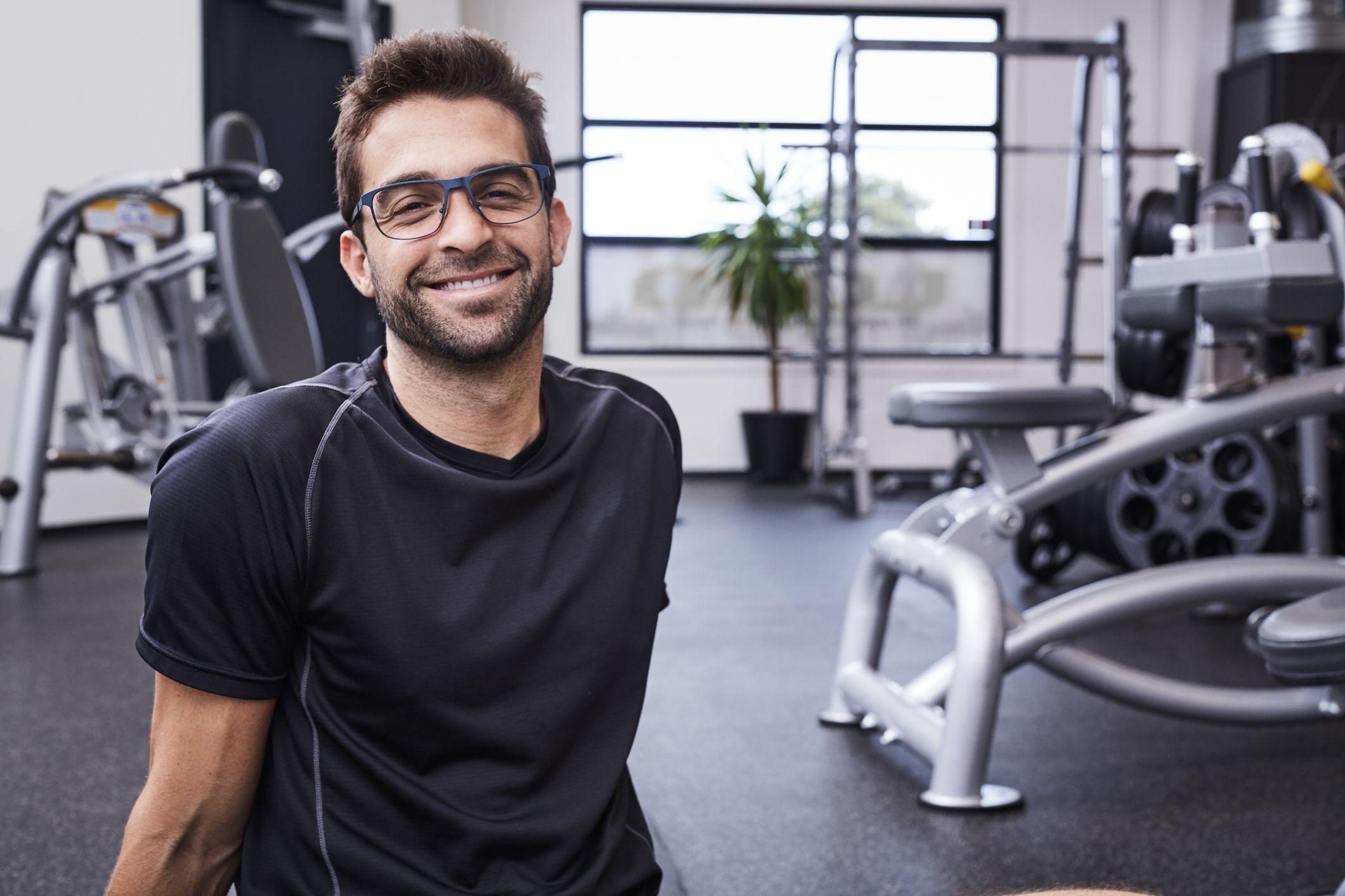 Gafas para hacer deporte
