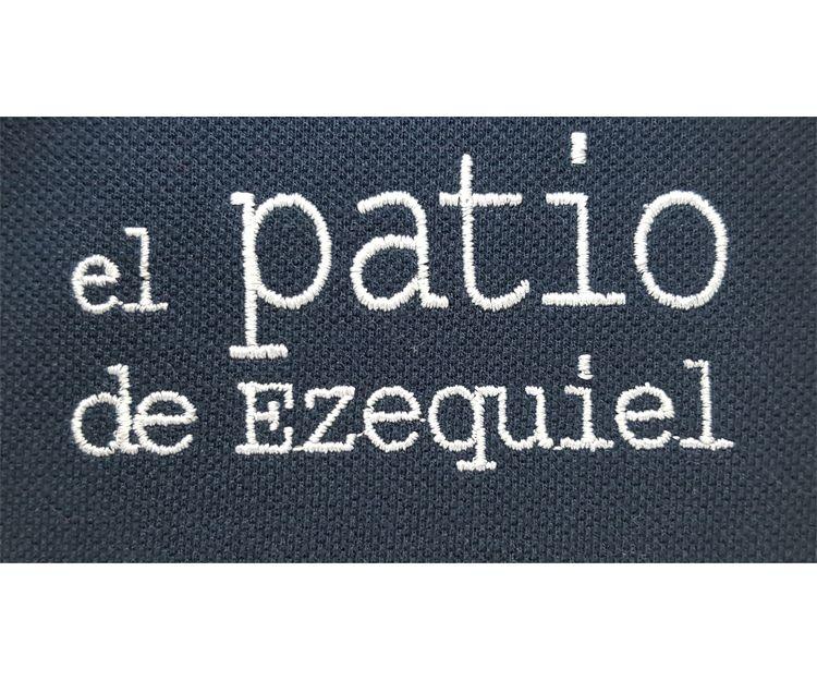 Diseño y confección de bordados para ropa laboral en Valdepeñas