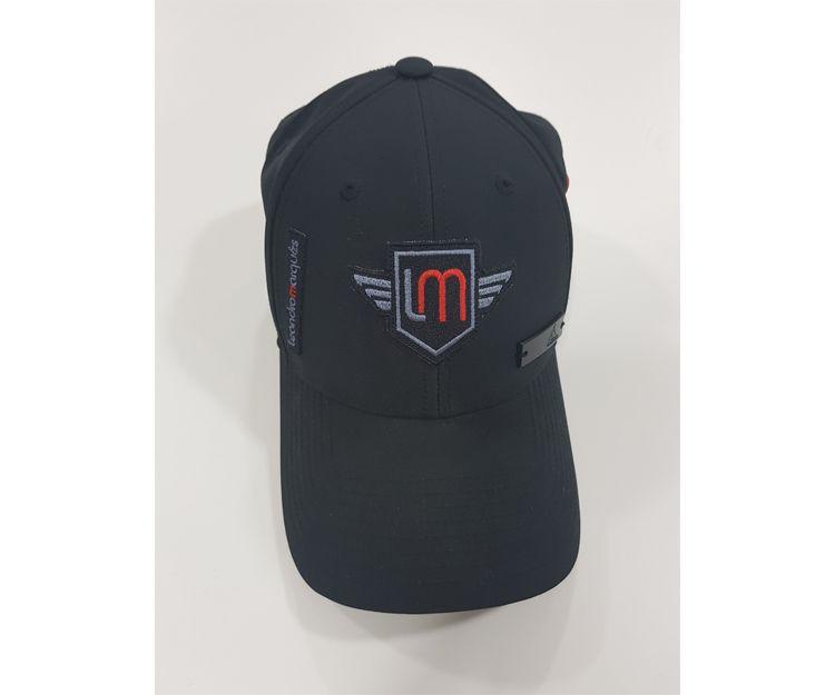 Diseño de bordados para gorras en Valedepeñas