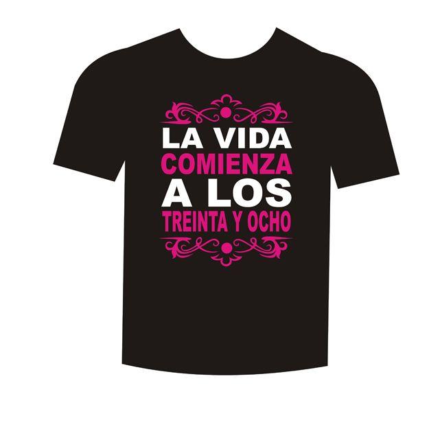Camisetas con vinilo textil en Valdepeñas