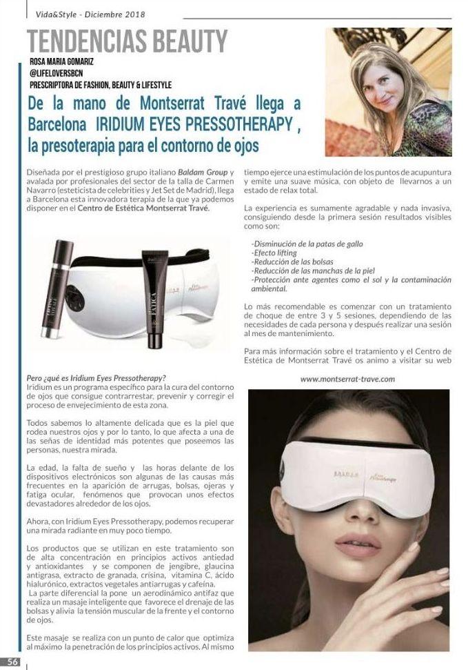Foto 1 de Centro de belleza en  | Montserrat Travé, Clínica Anti-aging y Estética Avanzada