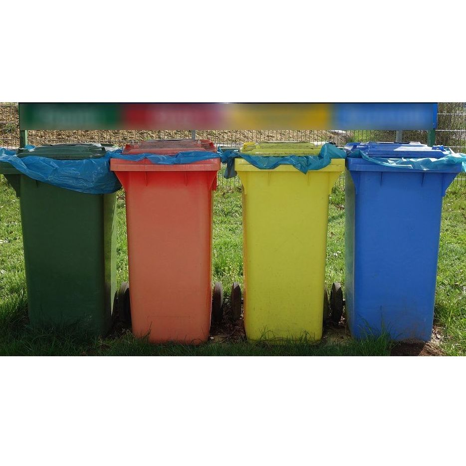 Gestión de residuos: Taller de vehículos de Bricar Boxes
