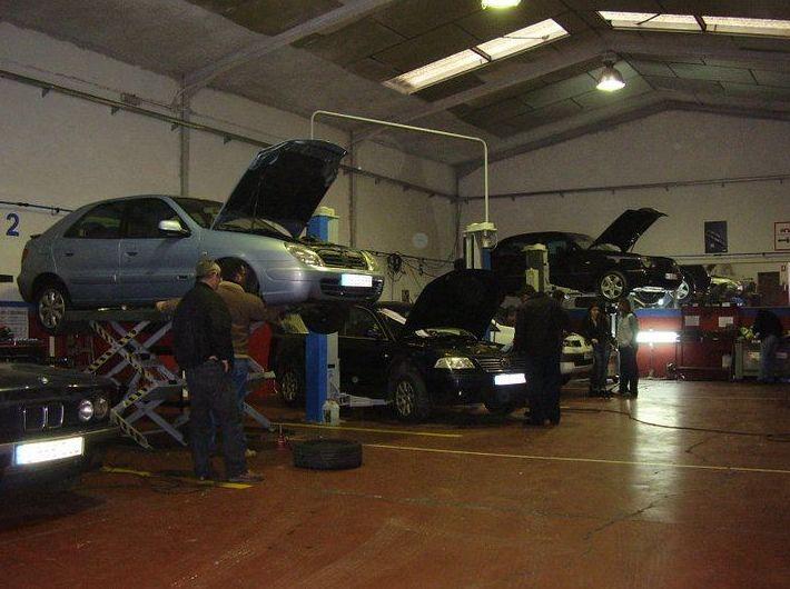 Diagnóstico electrónico: Taller de vehículos de Bricar Boxes