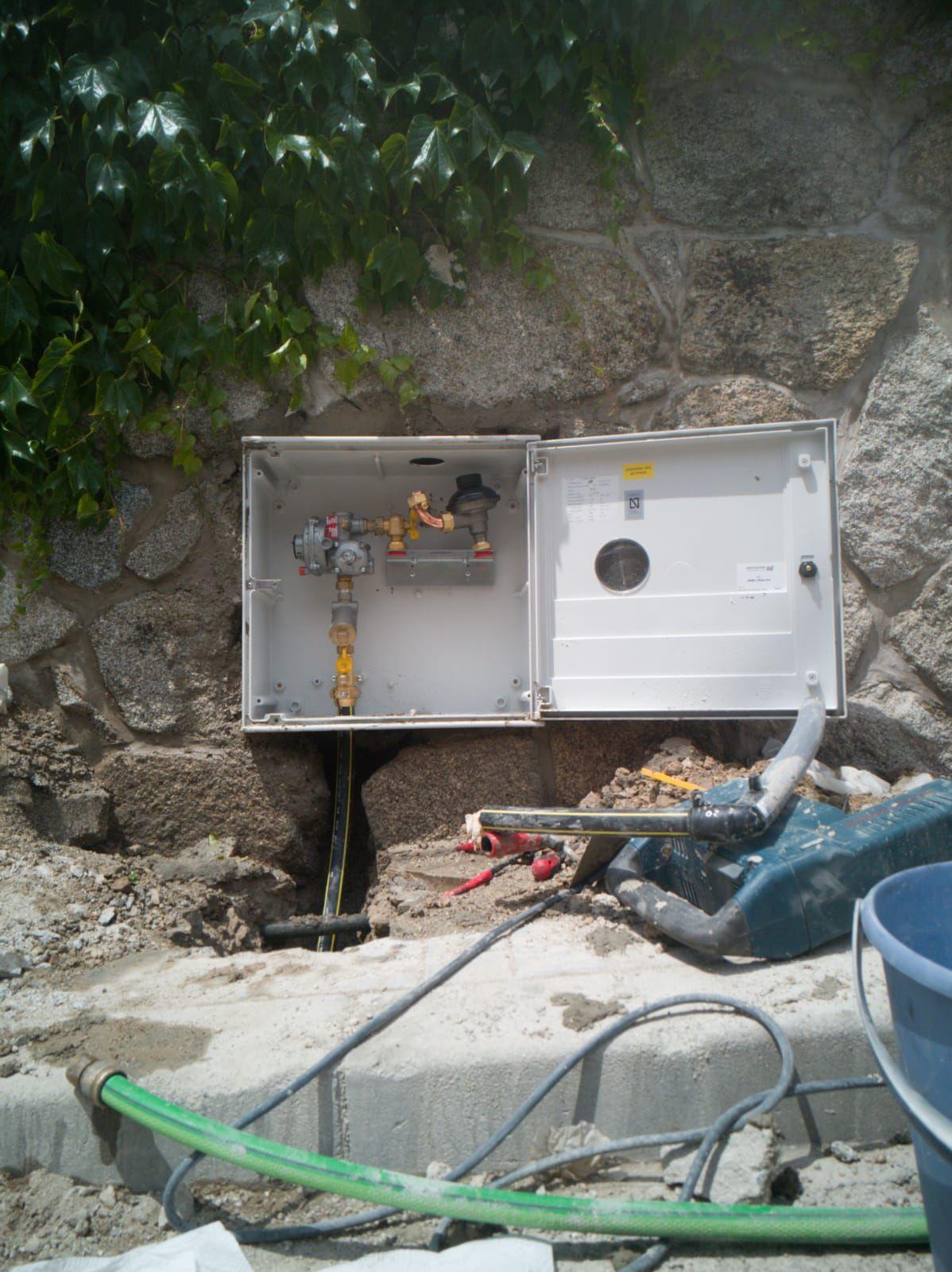 Foto 3 de Instalaciones y reparación de gas en    Ersorgas