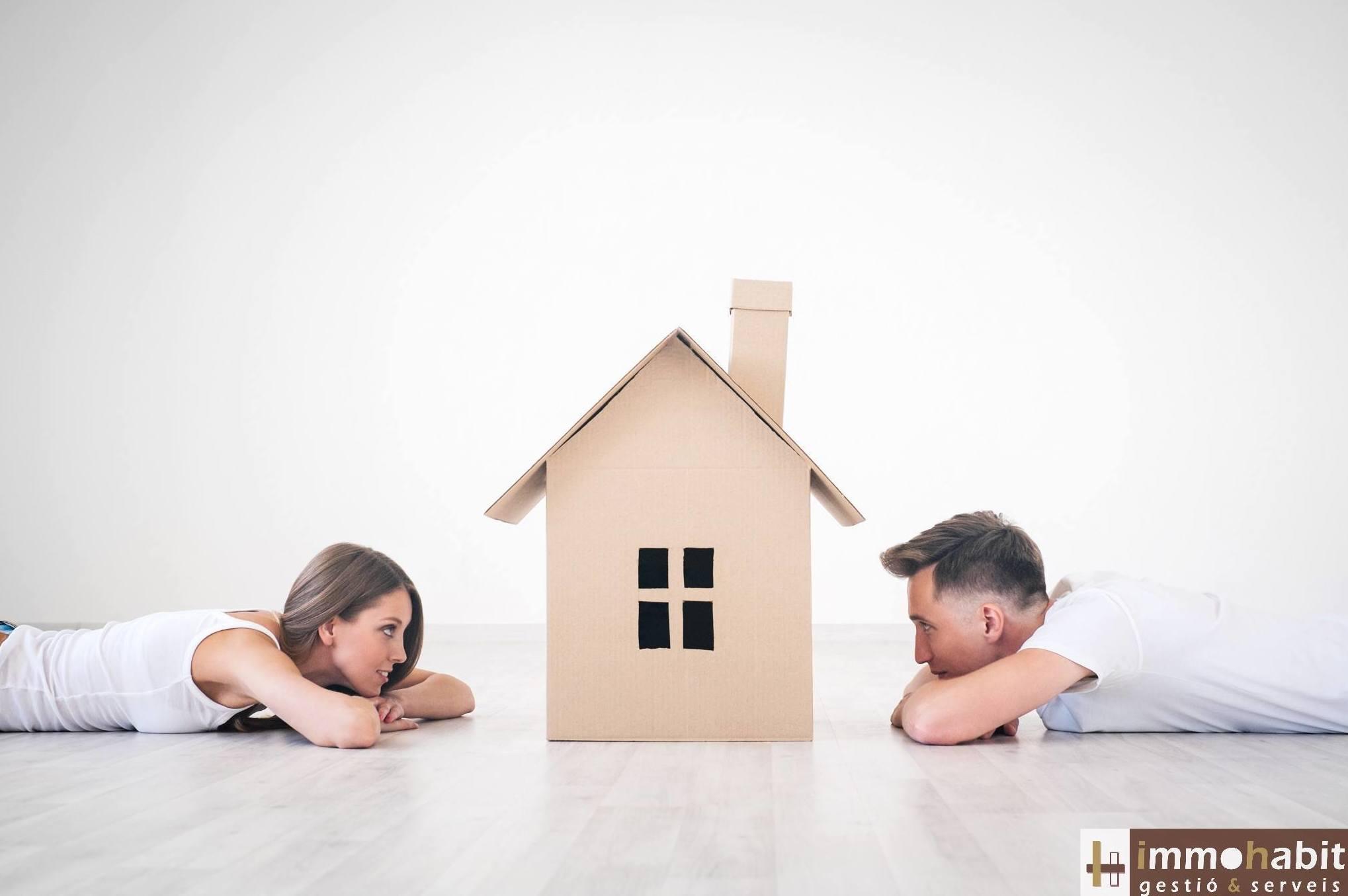 Alertas: Inmobiliaria de Immohabit Gestió & Serveis