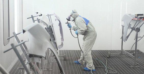 Chapa y pintura Sitges