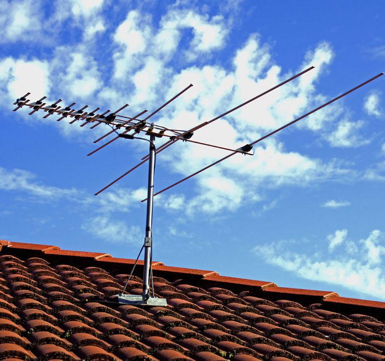 Profesionales instaladores de antenas en Madrid