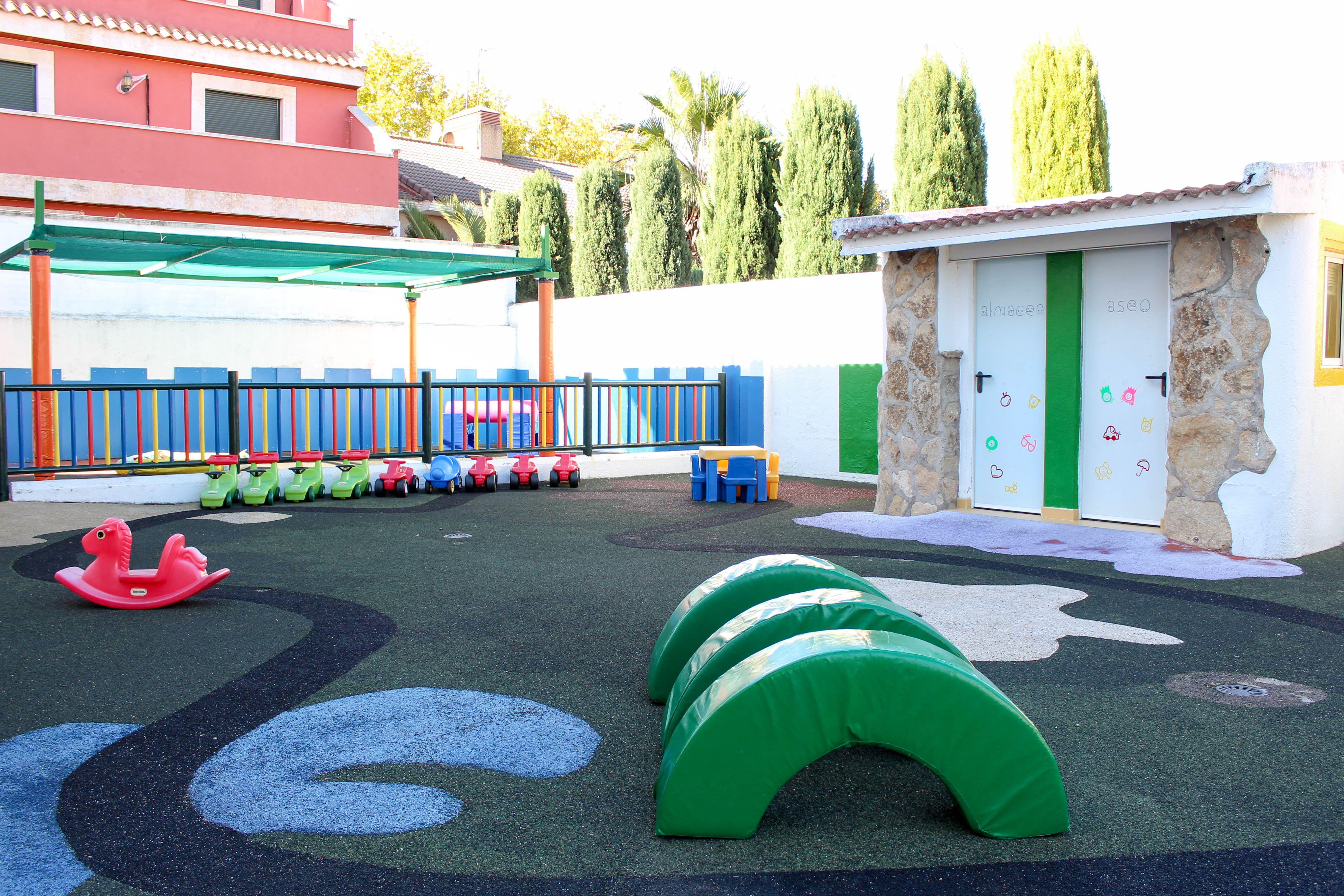 Foto 13 de Guarderías y escuelas infantiles en Valdemoro   Escuela Infantil Crecer