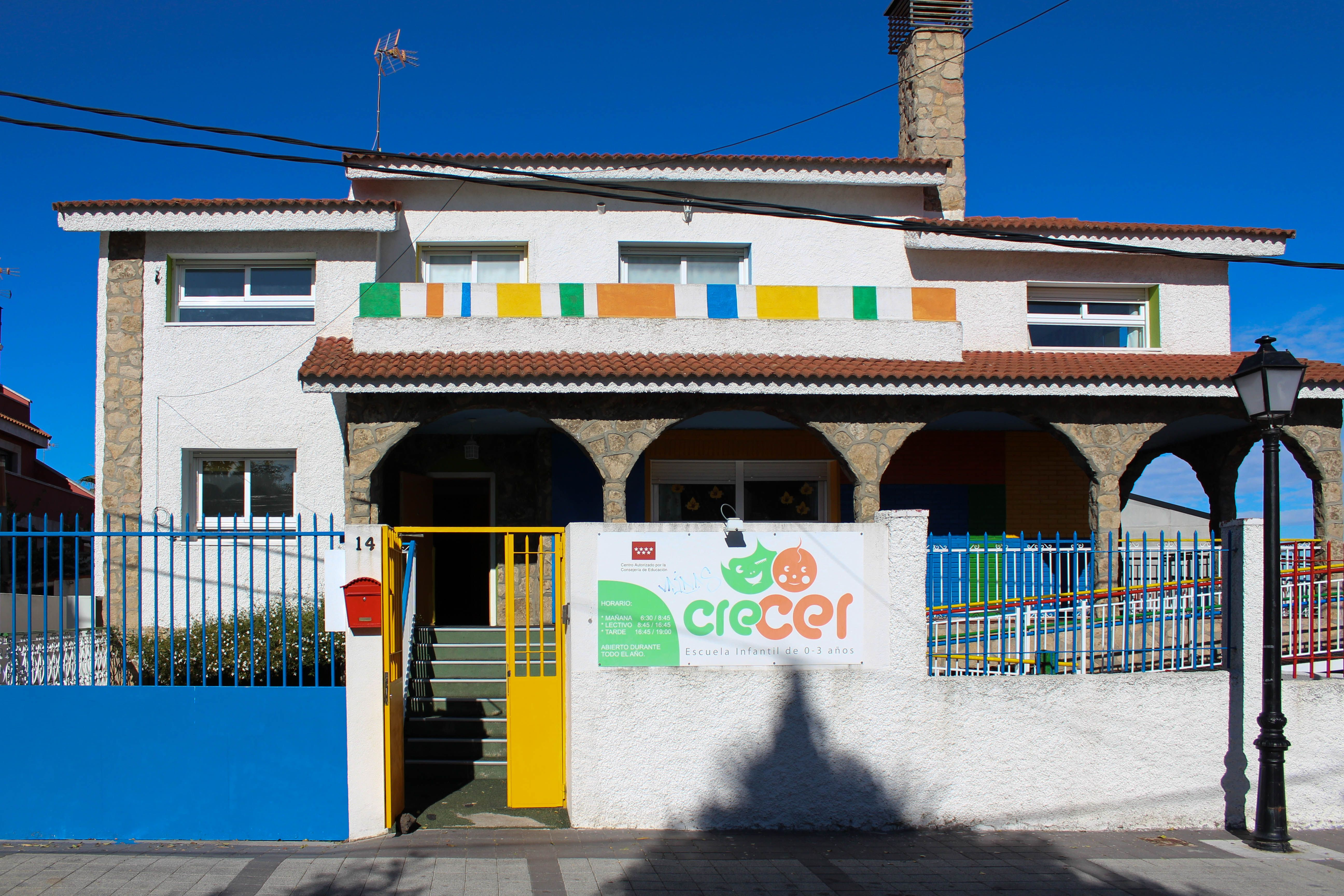 Foto 9 de Guarderías y escuelas infantiles en Valdemoro   Escuela Infantil Crecer