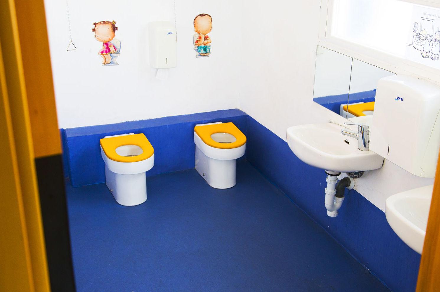 Escuela infantil abierta a los padres en Valdemoro