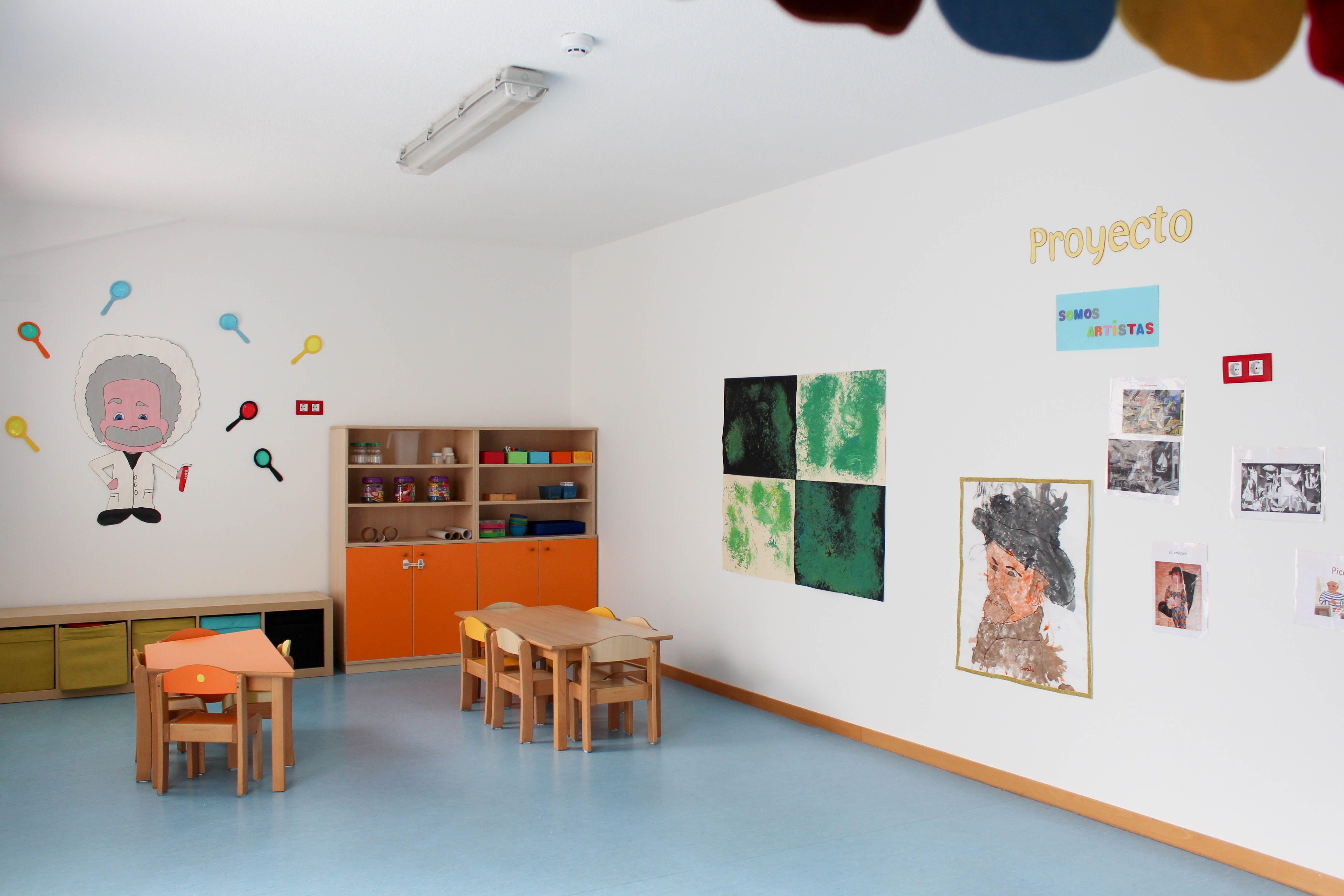 Foto 3 de Guarderías y escuelas infantiles en Valdemoro | Escuela Infantil Crecer