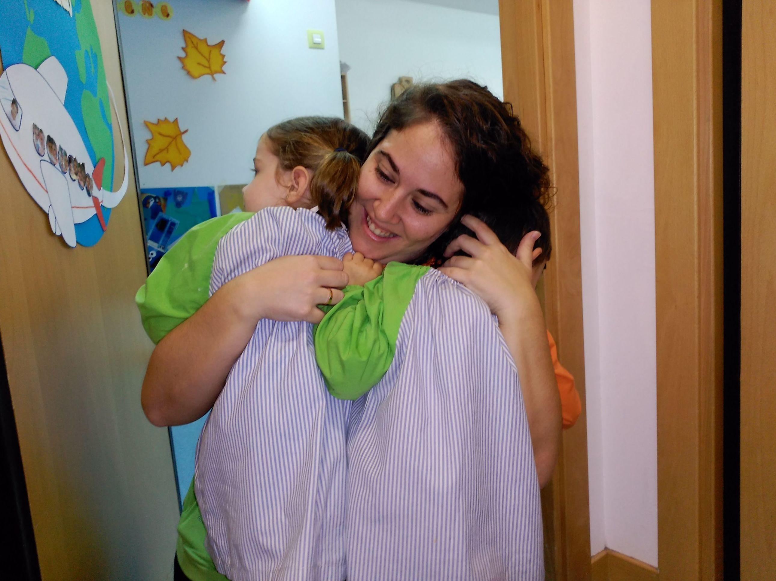 AFECTIVIDAD EN LA ESCUELA INFANTIL