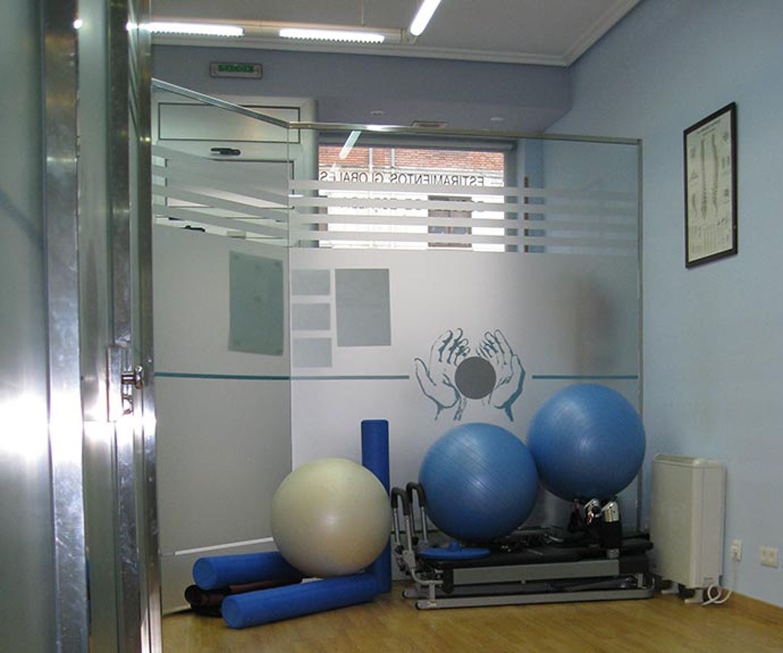 Centro de fisioterapia deportiva en Burgos