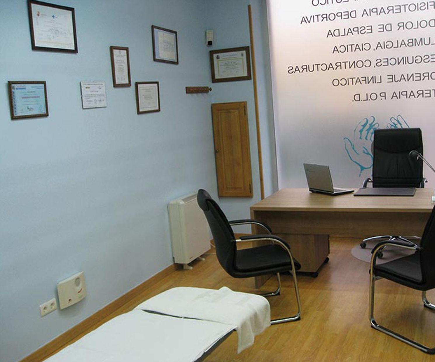 Centro de fisioterapia deportiva Burgos