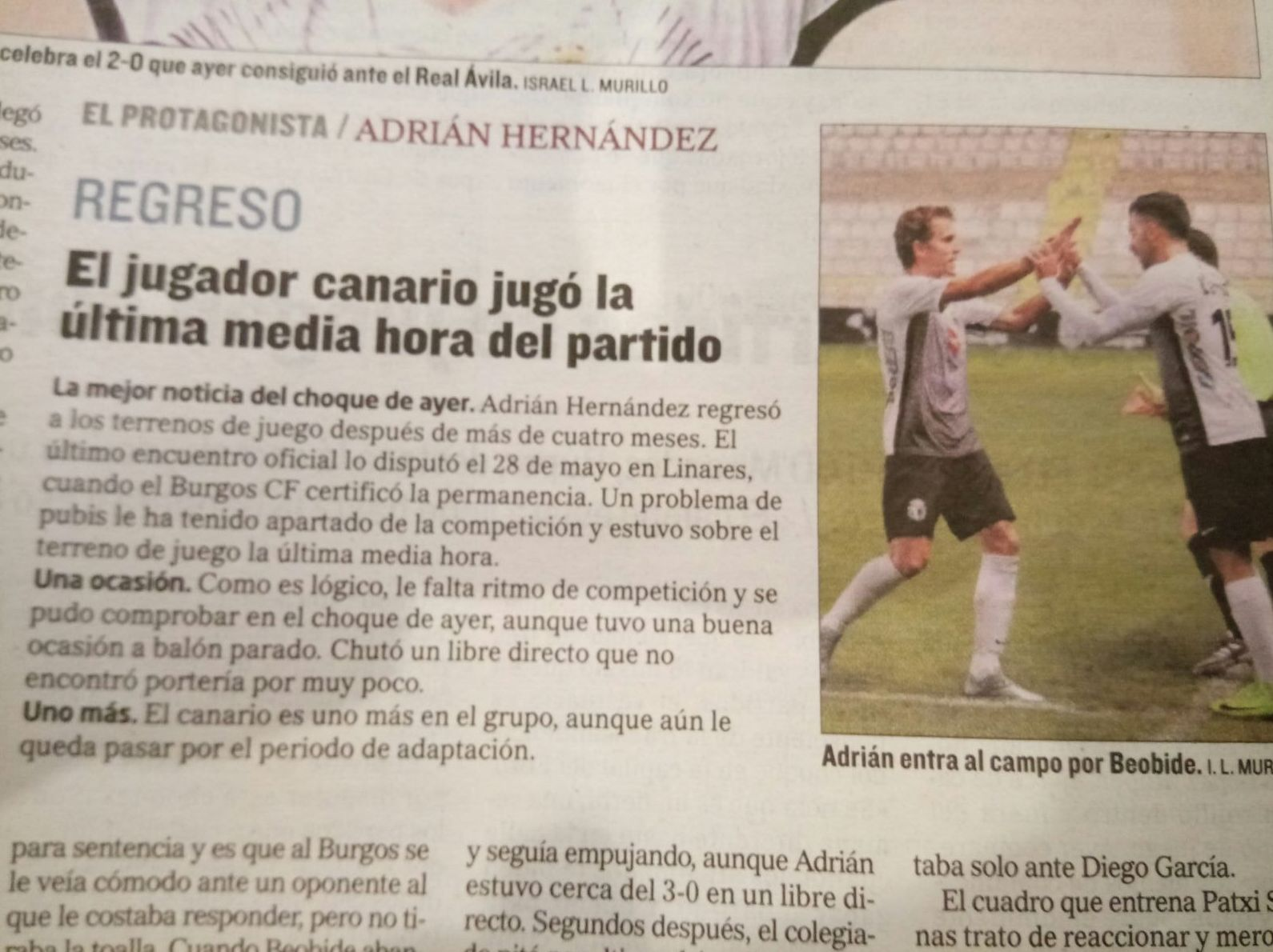 Fisioterapia Deportiva Burgos