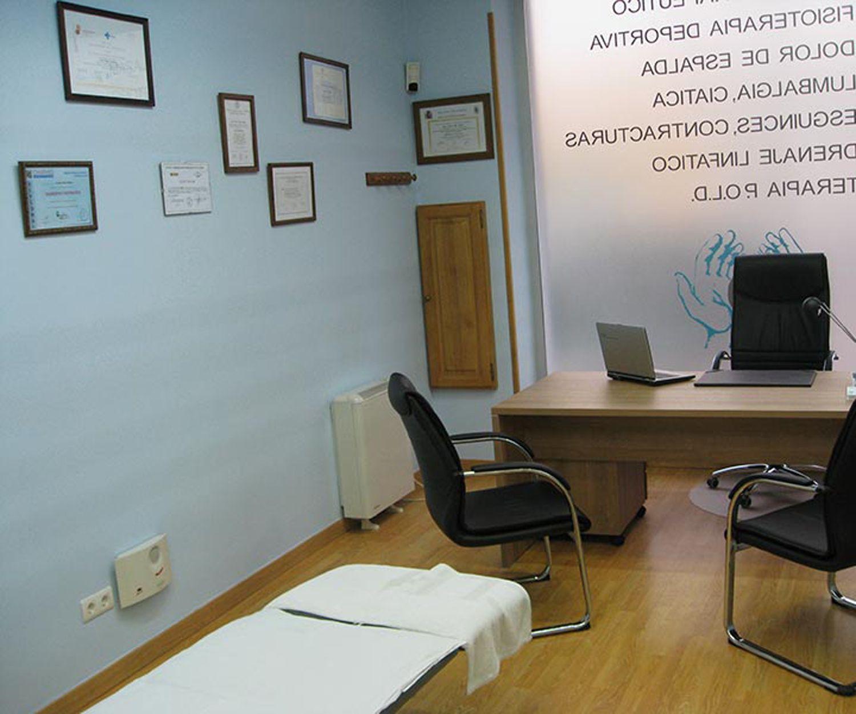 Masaje terapéutico en Burgos