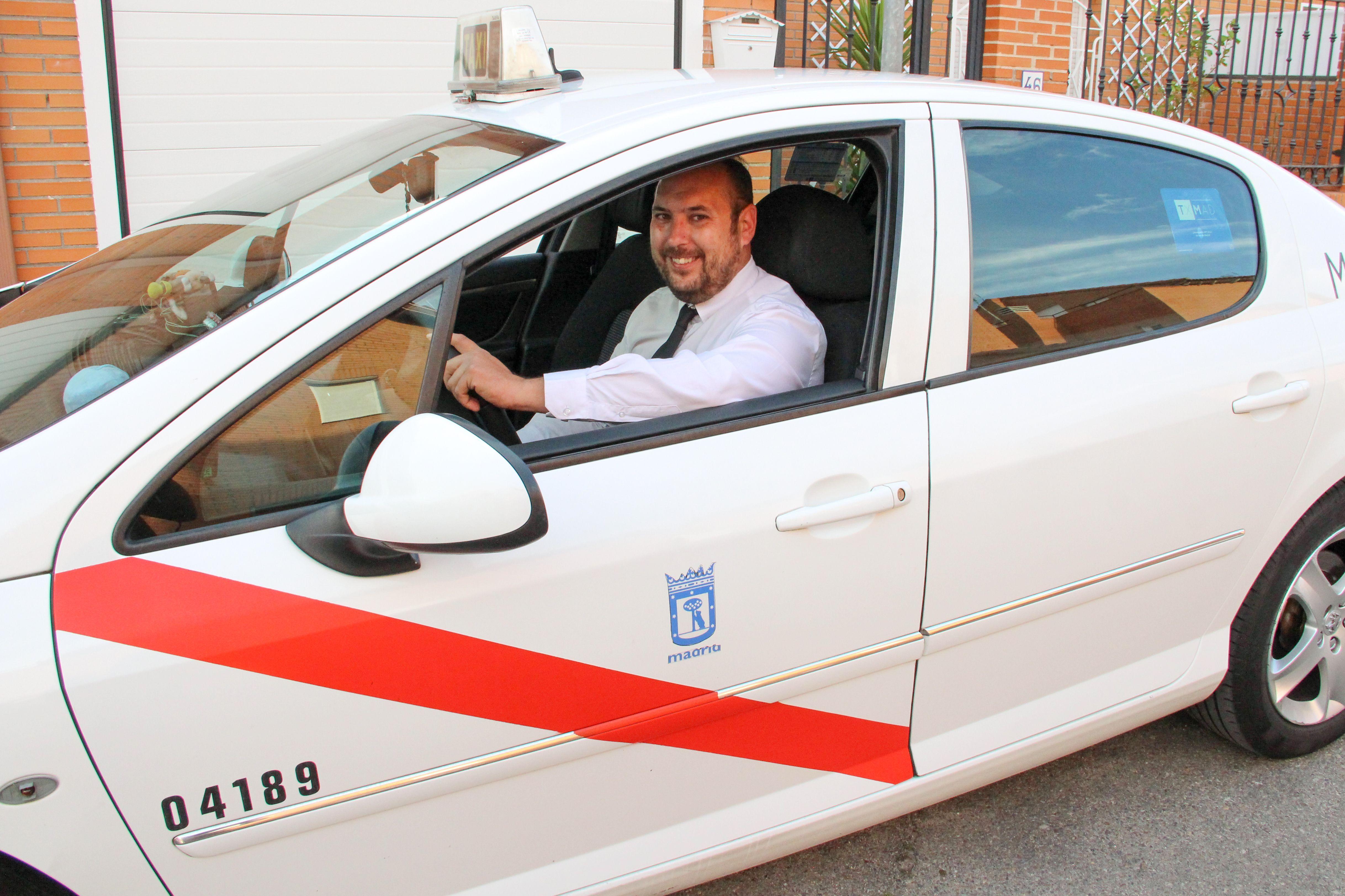 Servicio de taxis de lujo en Navalcarnero