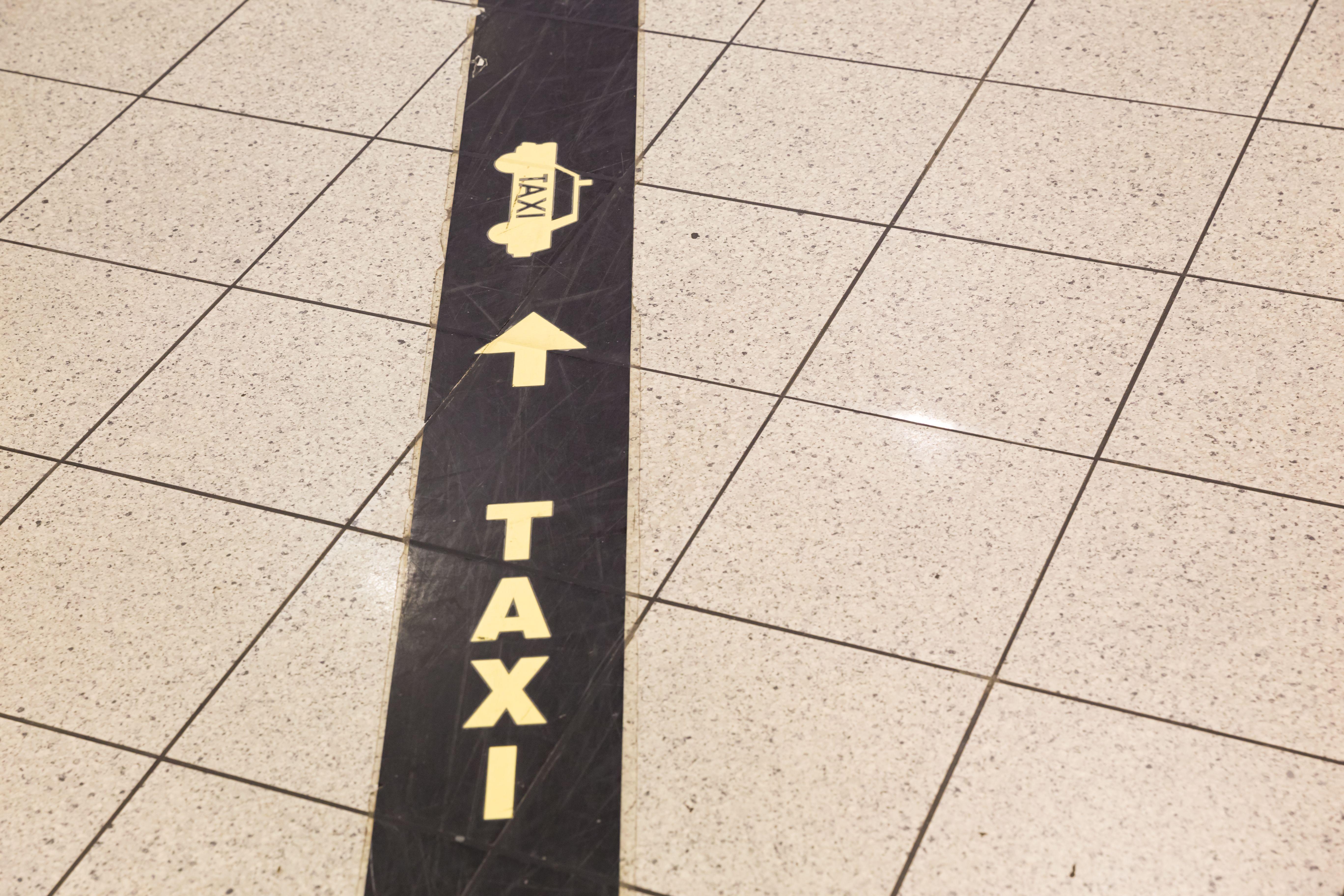 taxis aeropuerto Leganes