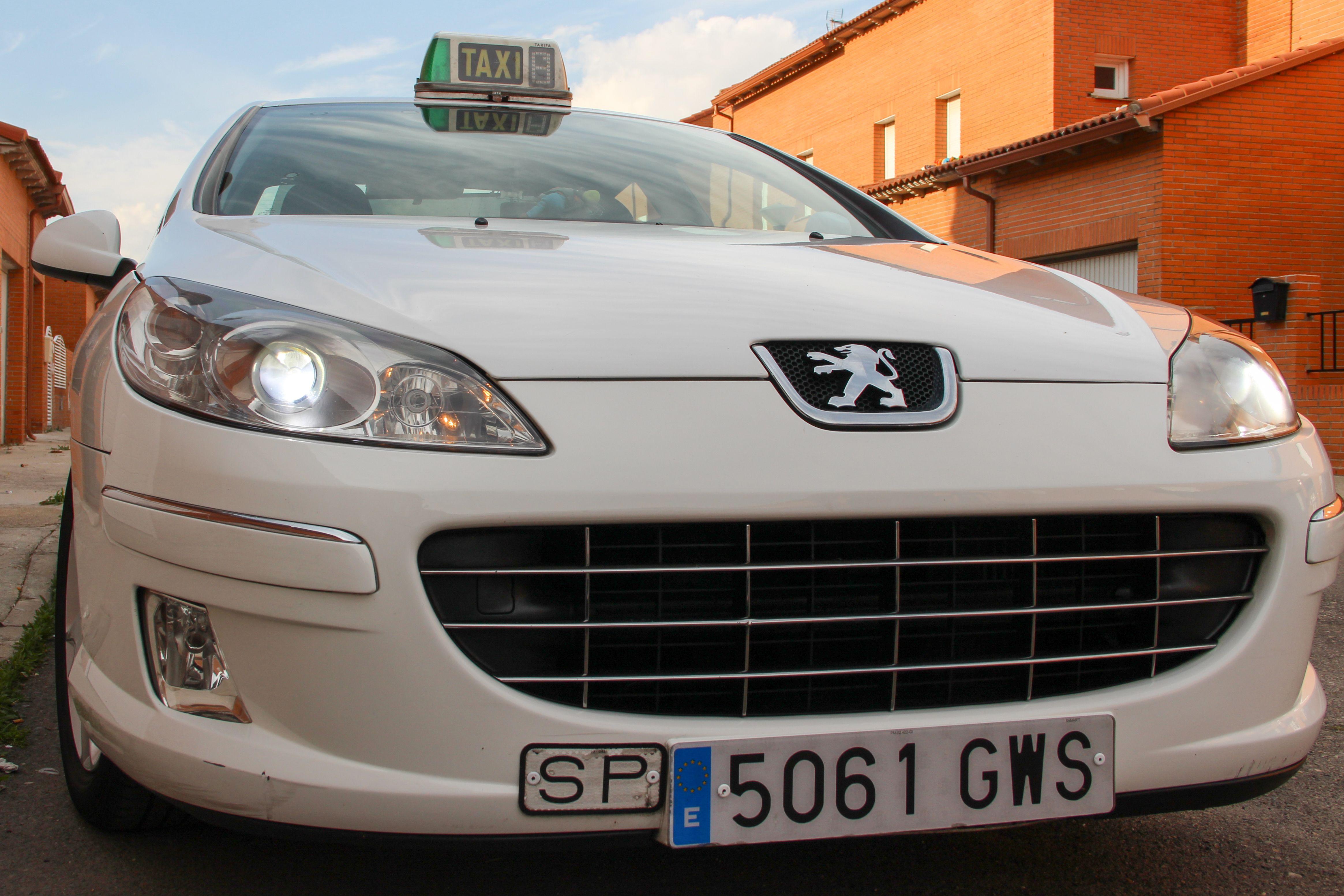 Taxis de lujo en Navalcarnero