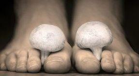 Hongos en los pies. Prevención.