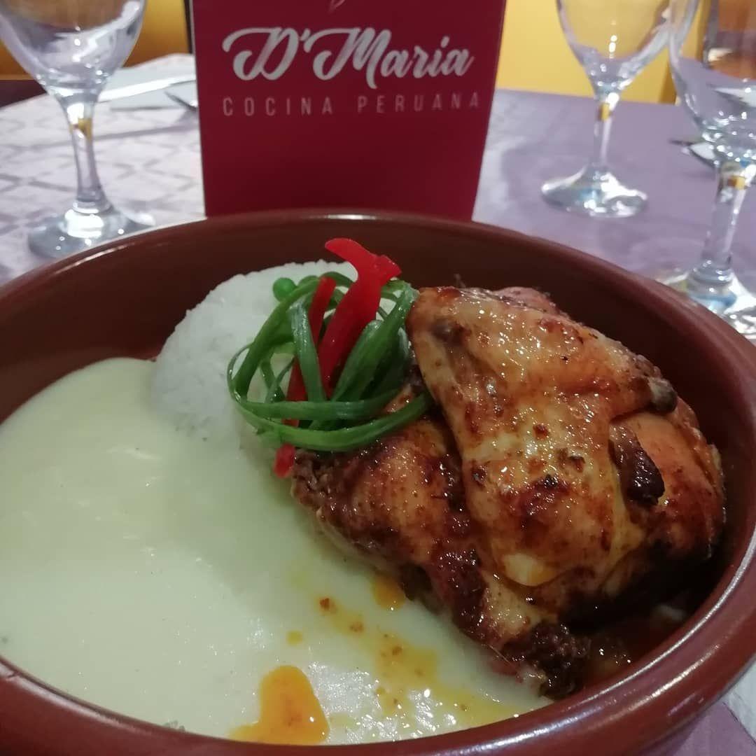 Foto 4 de Cocina peruana en Salamanca | Restaurante D´María