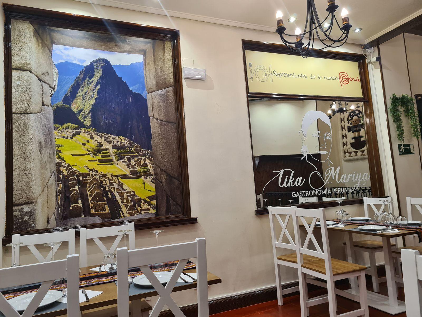 Foto 96 de Cocina peruana en    TIKA MARIYA