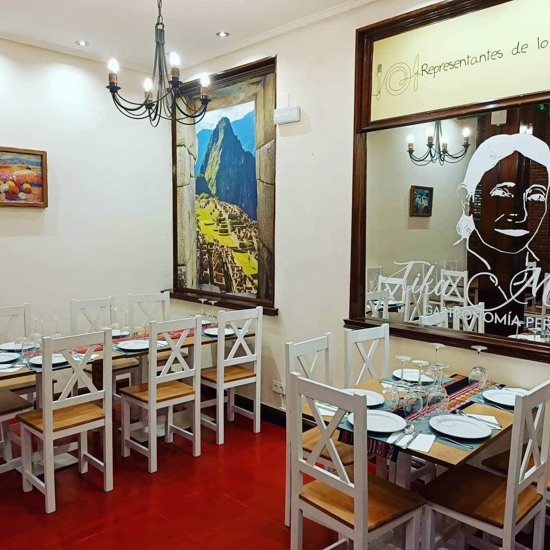 Restaurante peruano Salamanca